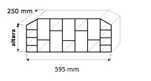 Bovedilla Cerámica para forjado in situ